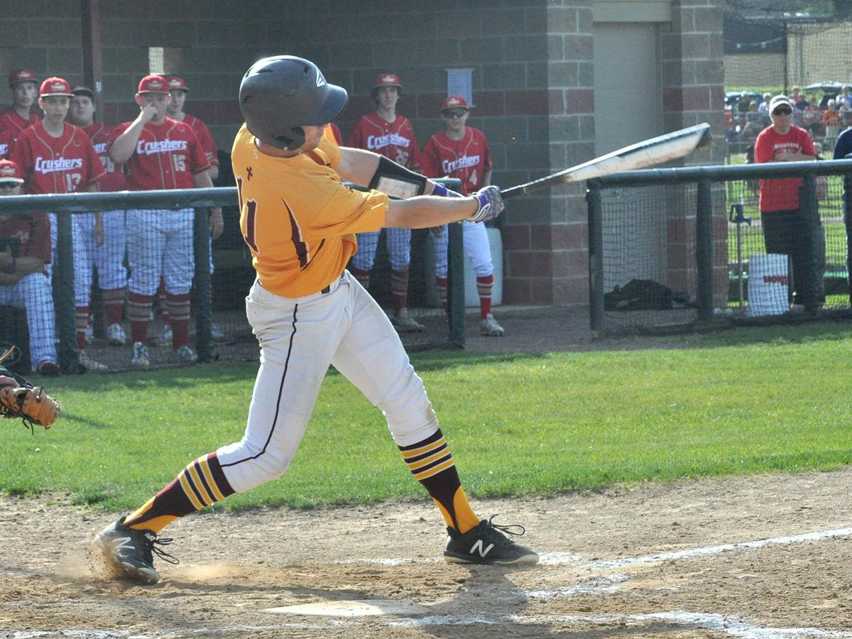 Alec Wehler double vs. Bishop McCort