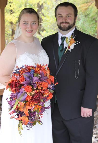 Apfelbach-Burkett wedding