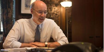 Gov Tom Wolf file