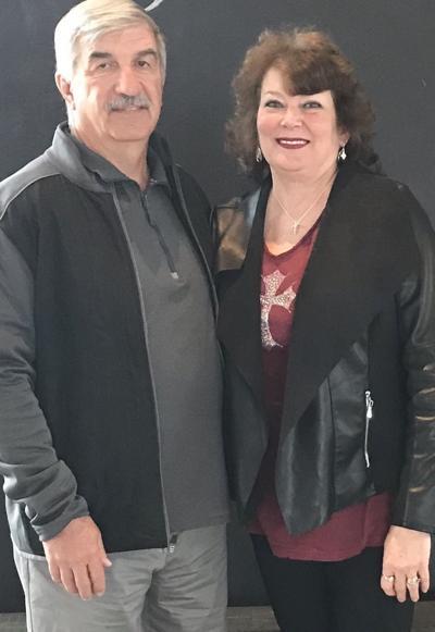 Mr. and Mrs. Wayne (Linda) Fordoski