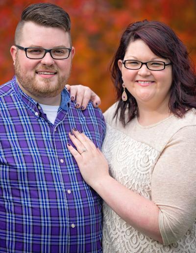 John Carey and Natalie Flick
