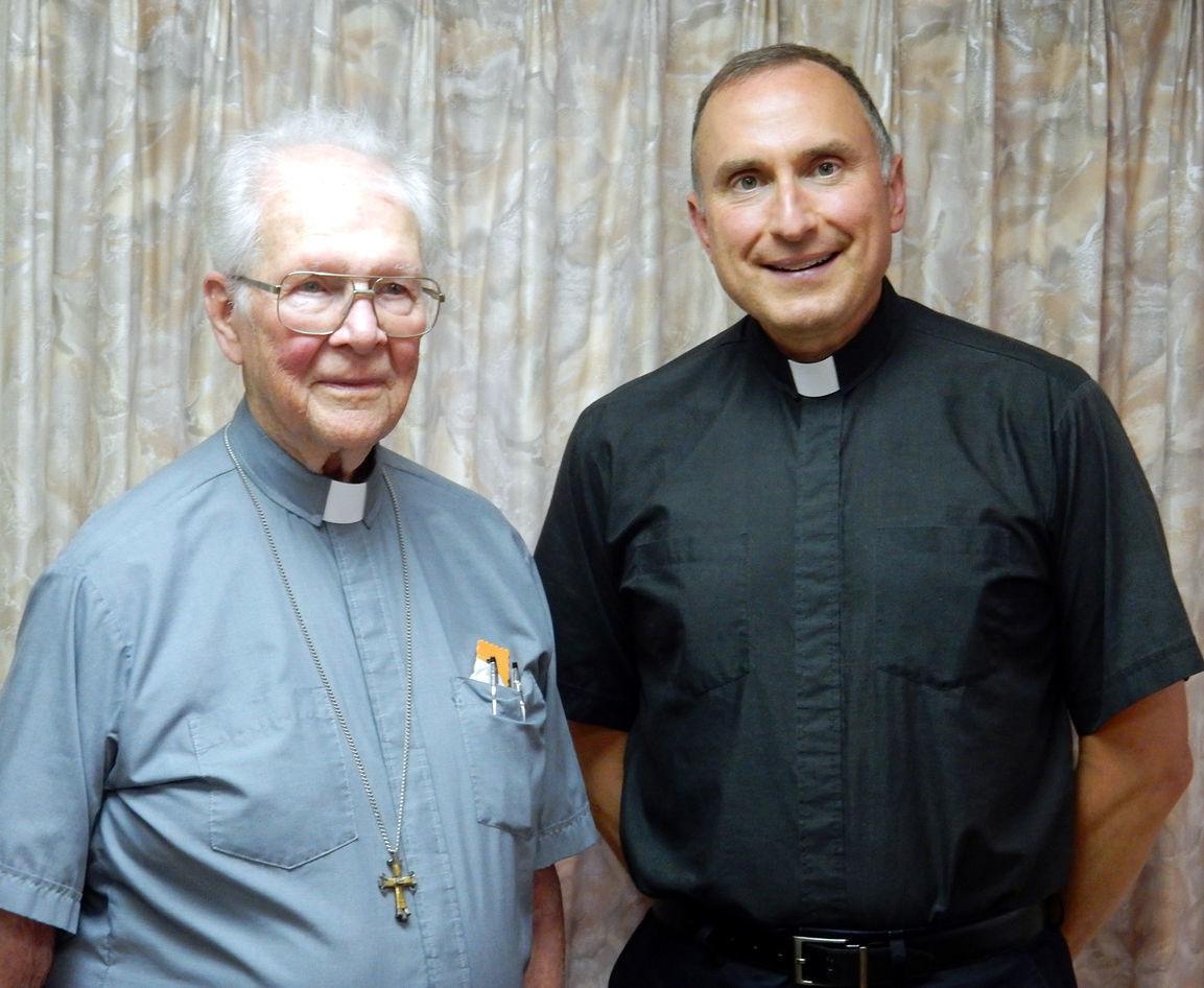 Vernon Miller and John Miller