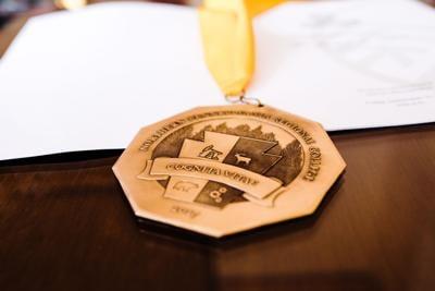 Northern Pennsylvania Regional College's Presidential Medallion