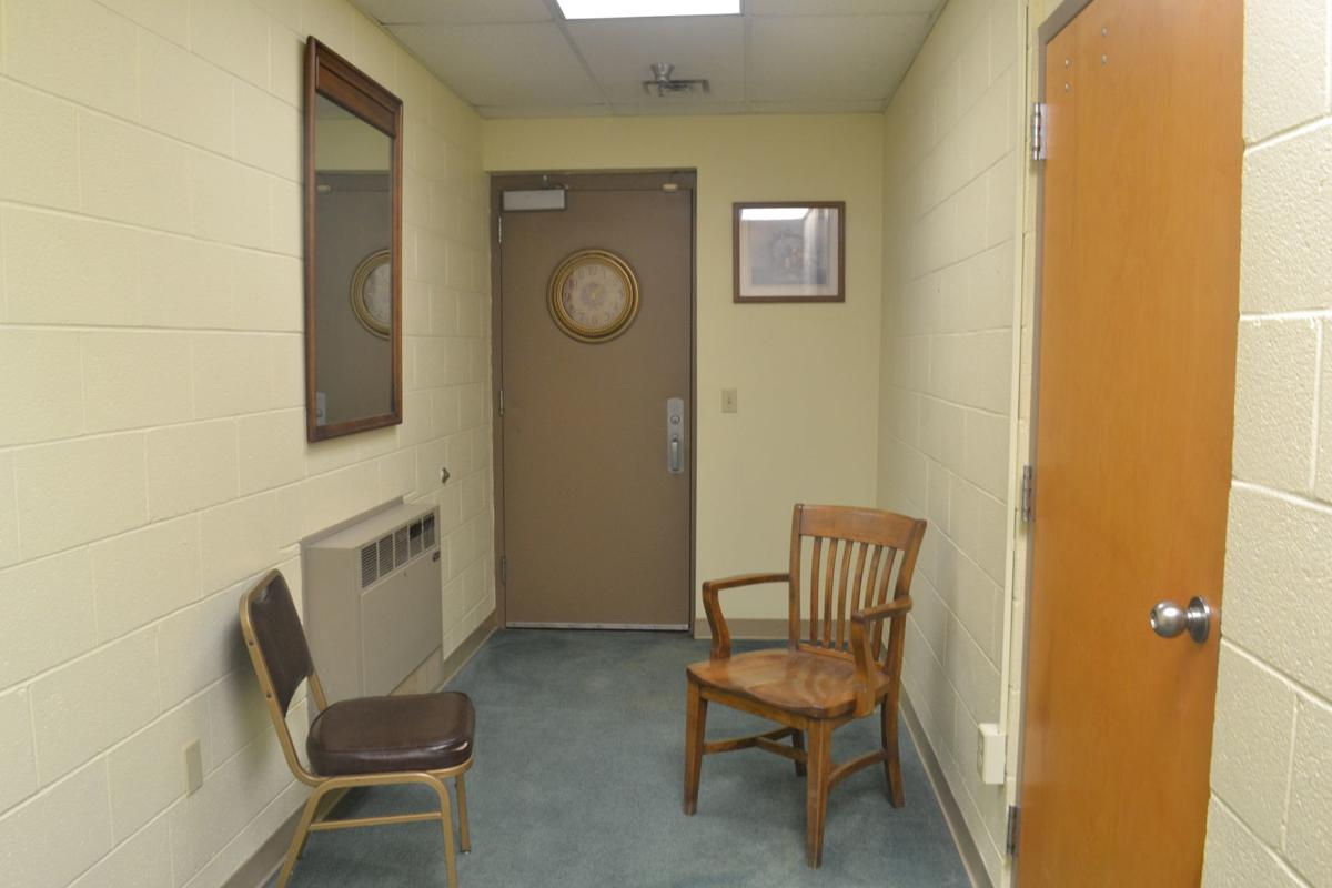 New interview room offers more privacy