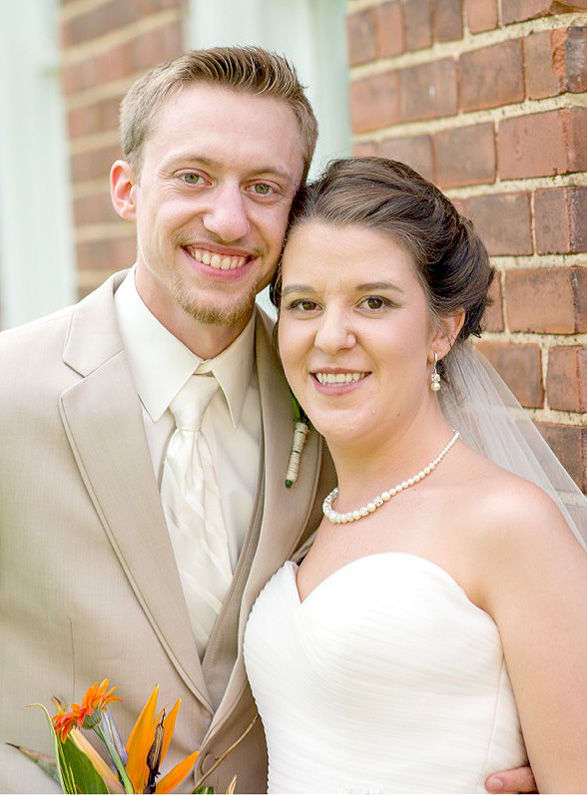 MR. AND MRS. ADAM MYERS