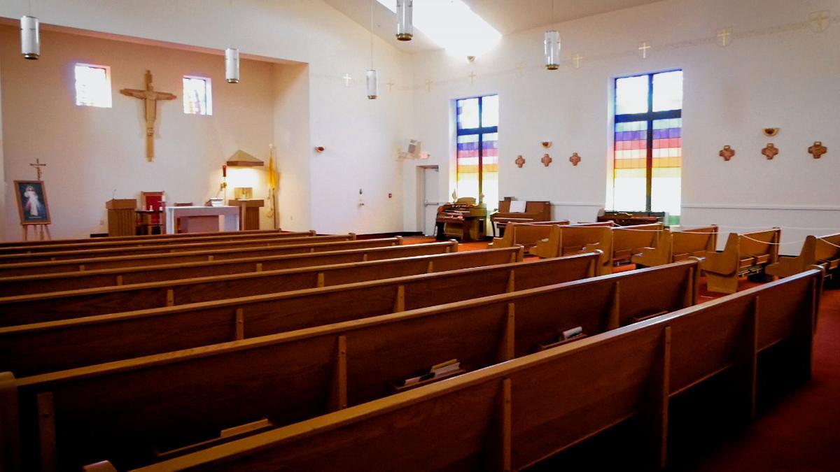 Christ the King Manor chapel