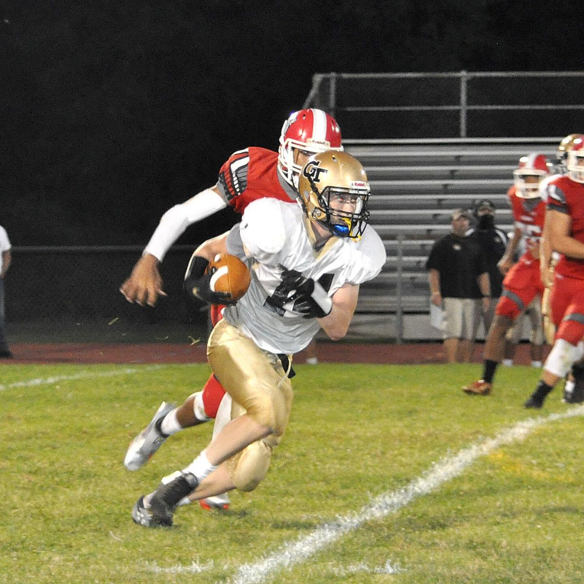 Butler catch vs Redbank Valley