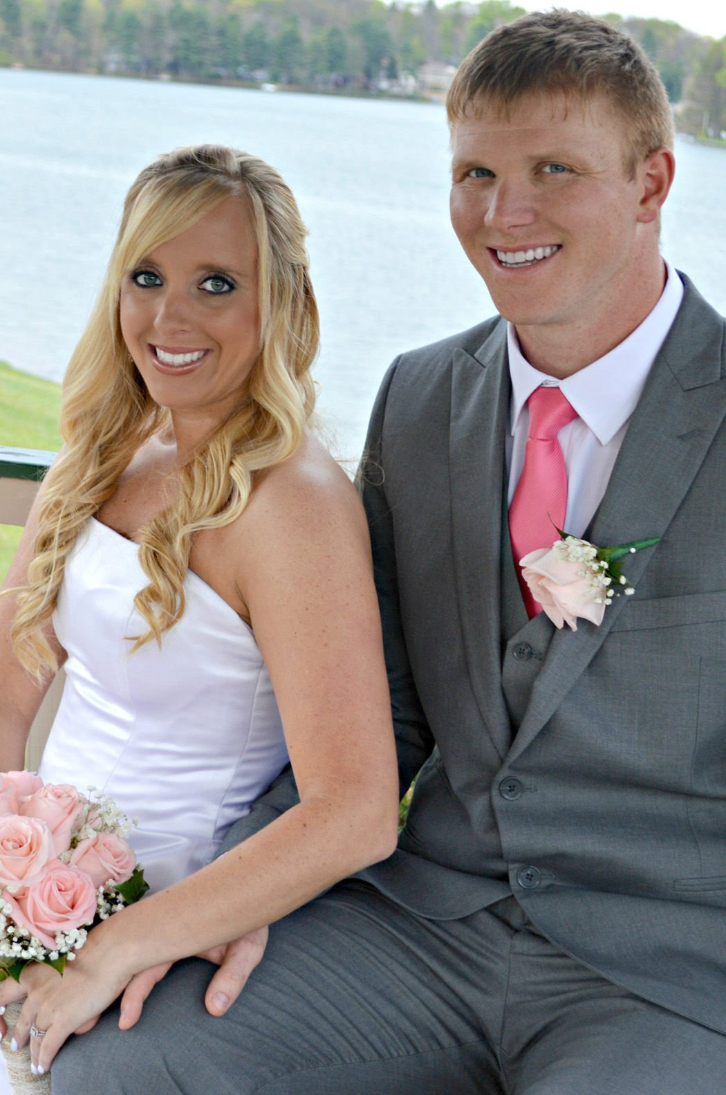 Mr. and Mrs. Coty Peters