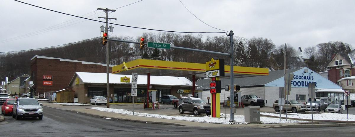 Curwensville Snappy's seeks liquor license