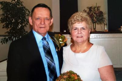 Mr. and Mrs. Kenneth Flanders