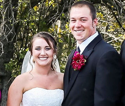 Mr. and Mrs. Kevin Gibson