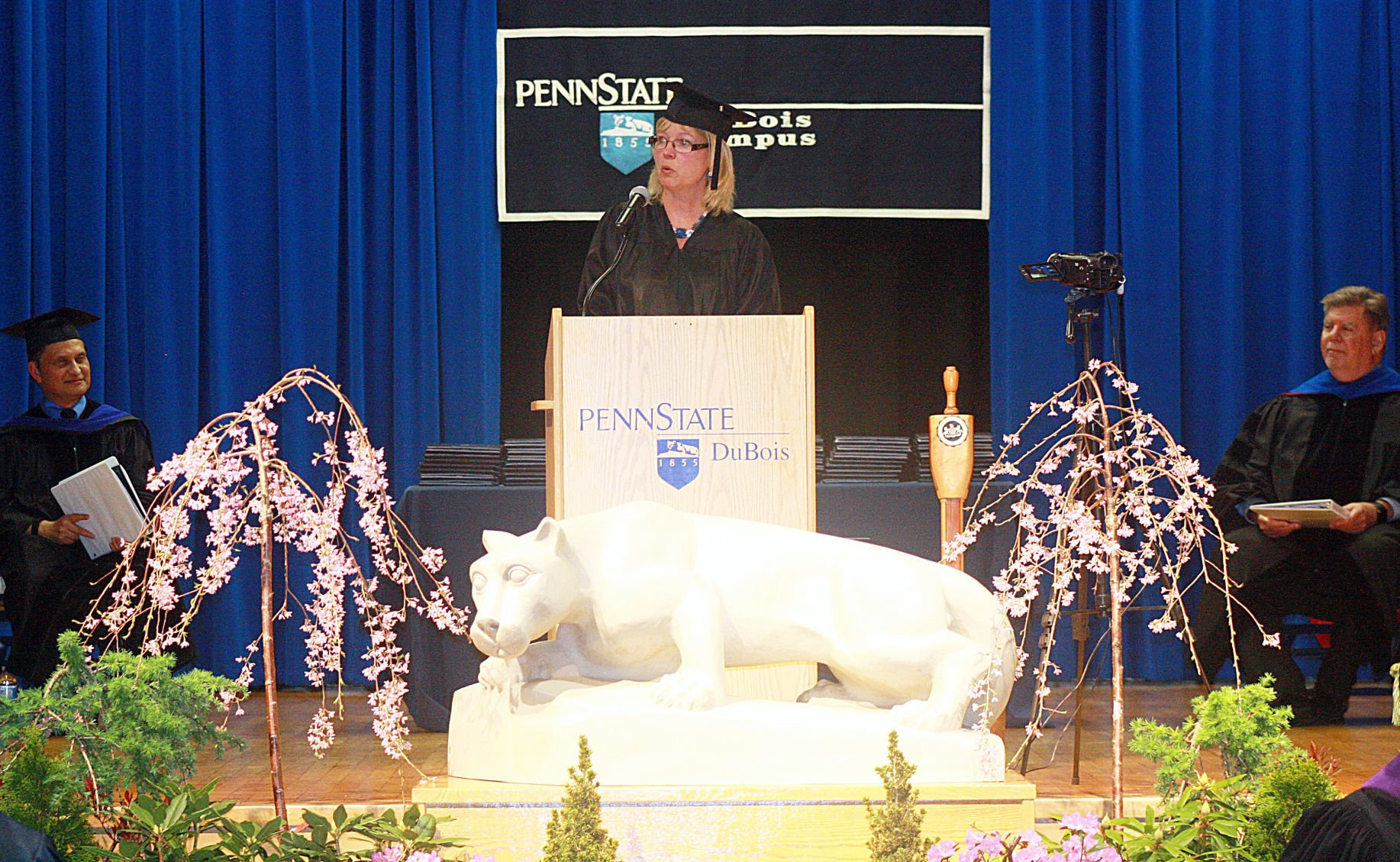 Penn State Commencement Spring commencement celebrated at