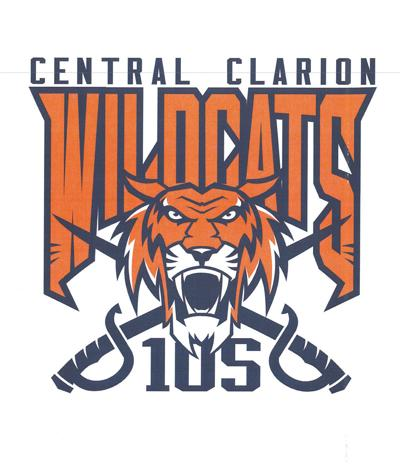 Central Clarion Wildcats logo
