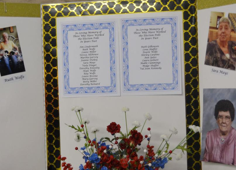 Knox Township 'In Memory Of'