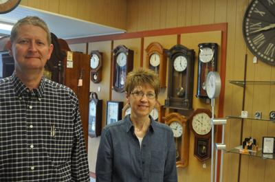 Dave Beatty and Jill Voris-Paul Beatty Jewelers