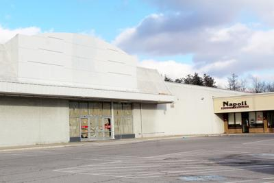 Future home of Planet Fitness