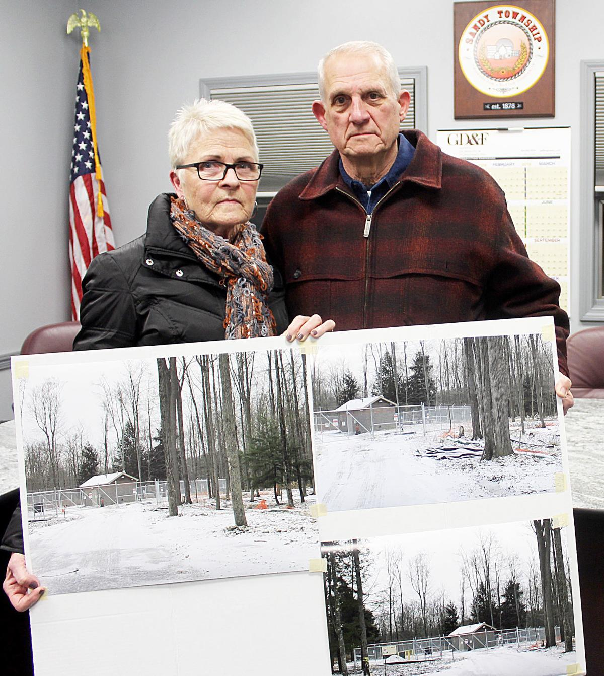 Treasure Lake couple voices concerns about well station location