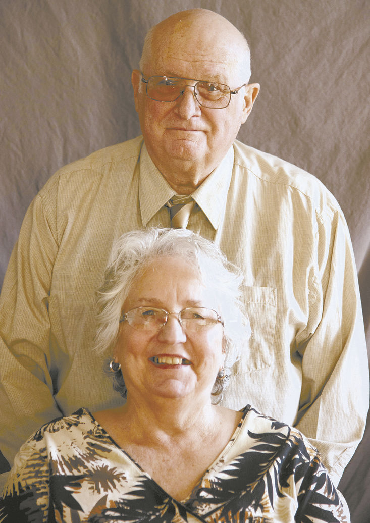 MR. AND MRS. MARLIN LYLE