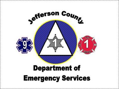 Jefferson County Department of Emergency Services logo