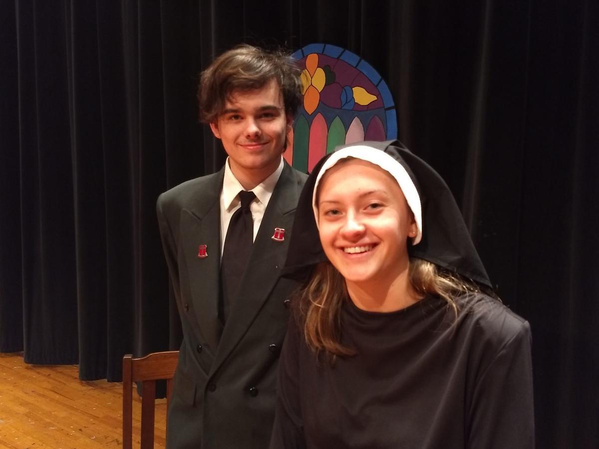 Phillip Shifter and Cecelia Manno