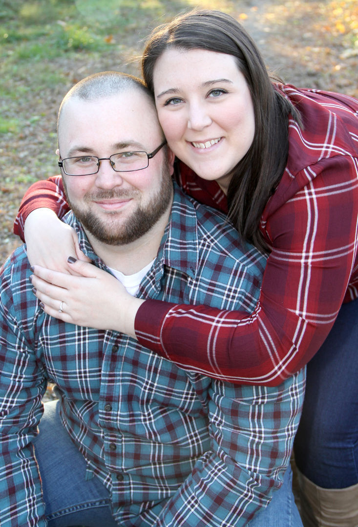Katie Beamesderfer and Richie Pruzinsy announce their engagement.