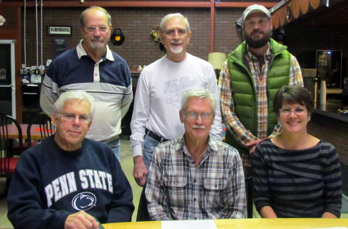 Rail Trail directors