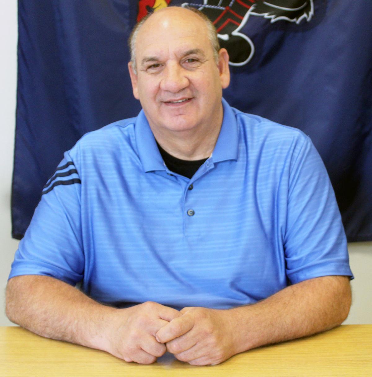 "DuBois City Manager John ""Herm"" Suplizio"
