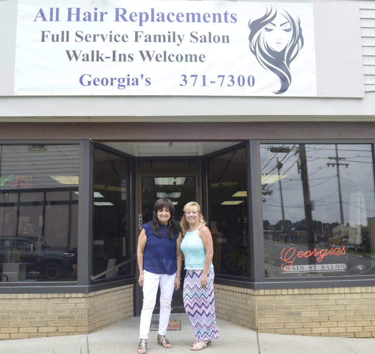 Georgia S Main Street Salon Celebrates Generations Of Hair Community Care News Thecourierexpress Com