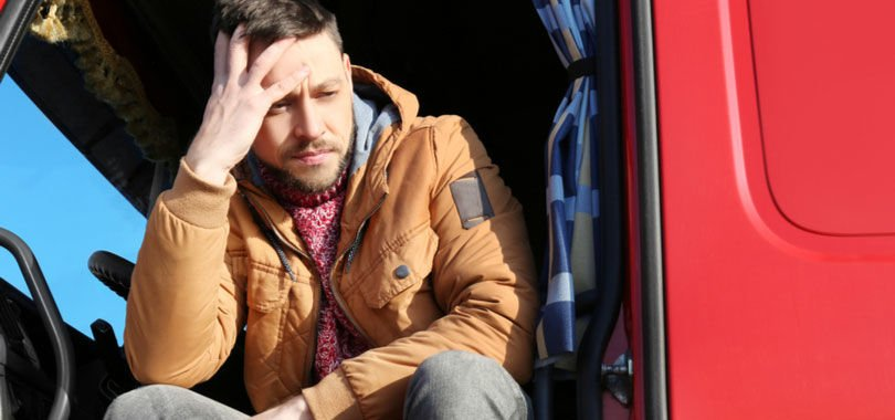 How truckers can protect their mental health