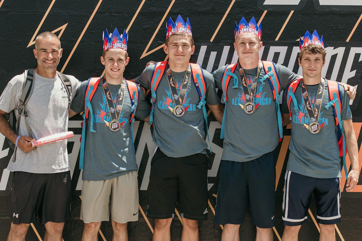 Brookville All-American relay