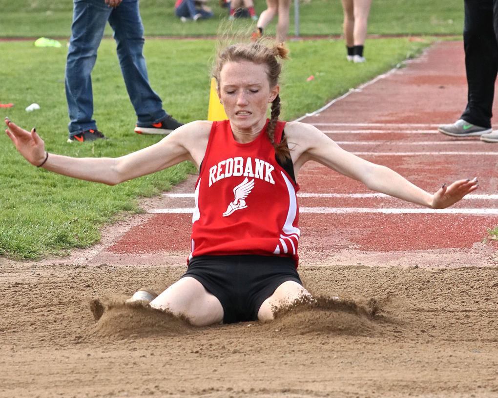Paiton Rizzo long jump