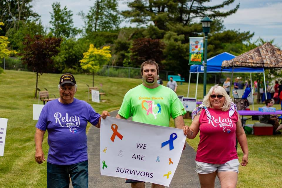 Elk County Relay for Life 1