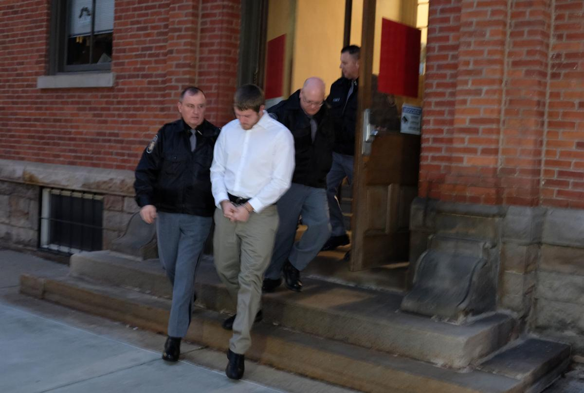 Rode taken to jail after being found guilty of arson