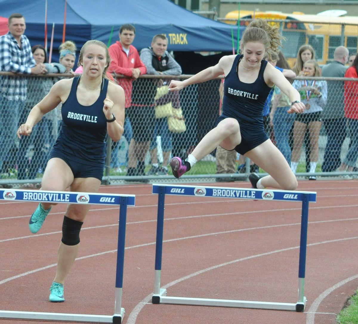 MacBeth and McAninch 300 hurdles