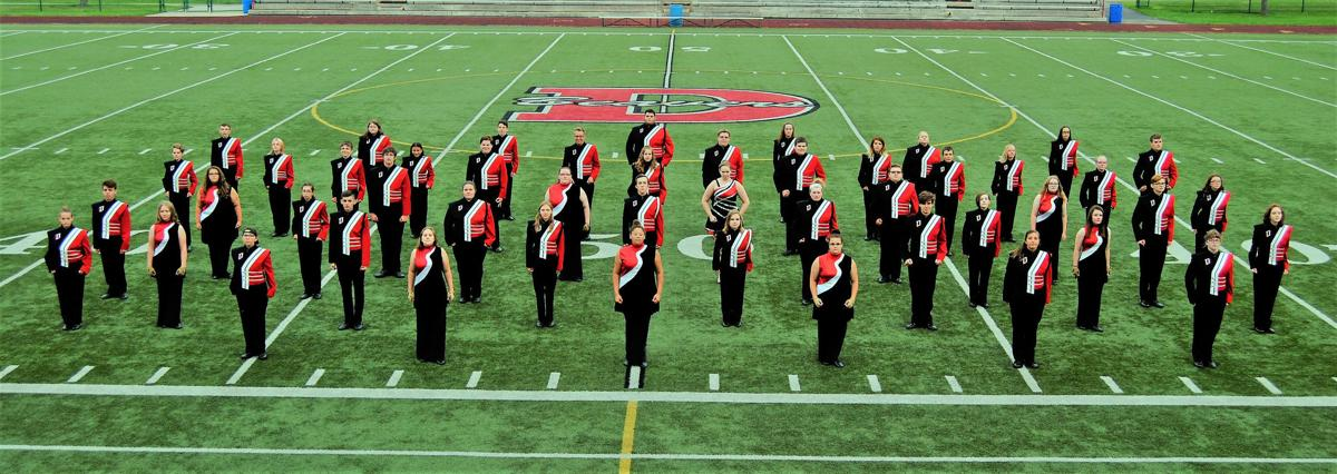 DAHS 2018-19 marching band