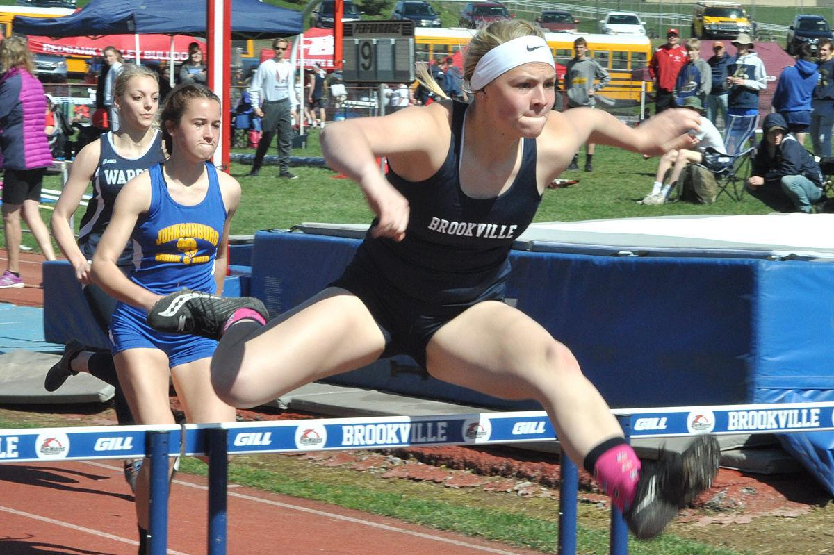 Brooke Quairiere 100 hurdles