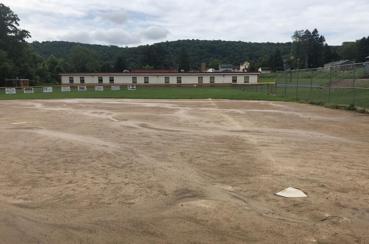 NBLL baseball field