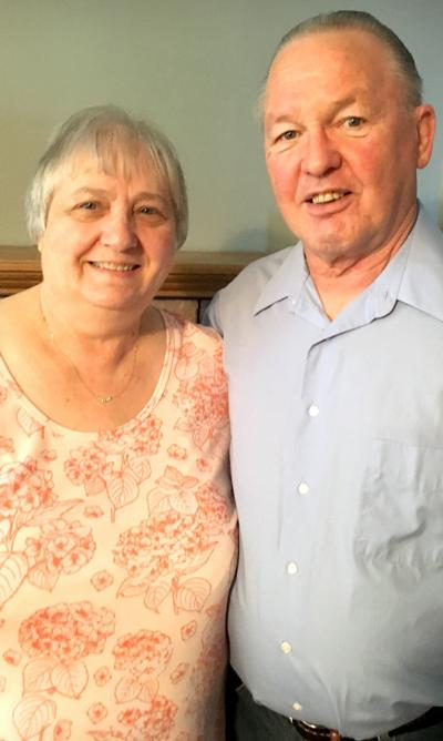 Mr. and Mrs. Allan Klebacha