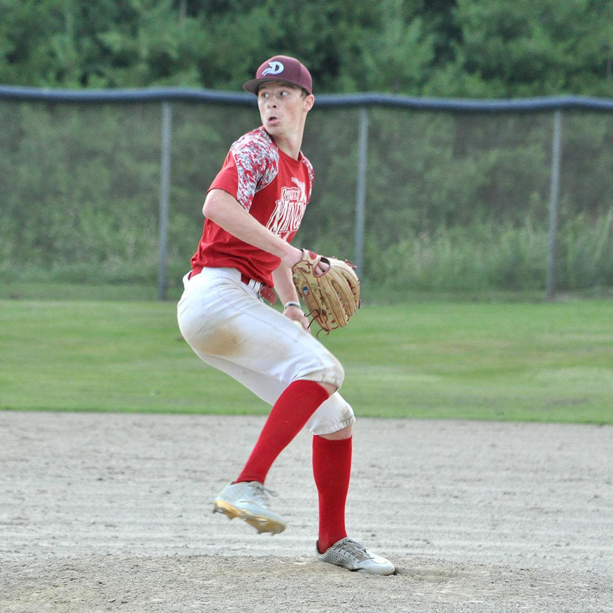 Byers pitching
