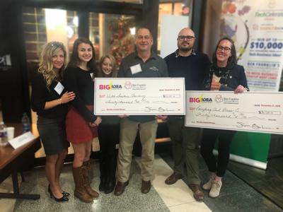 Winners of Big Idea Contest