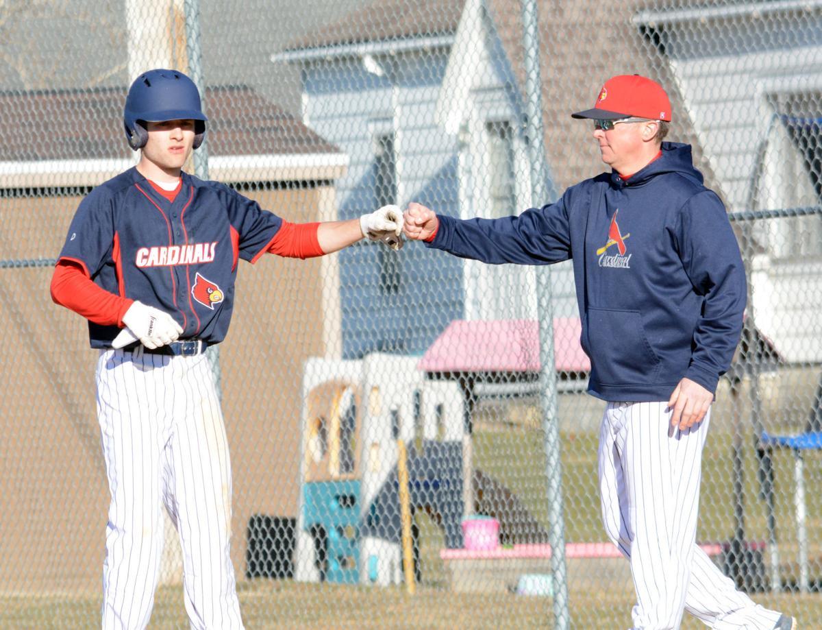 Brandon Walker-First Base Coach