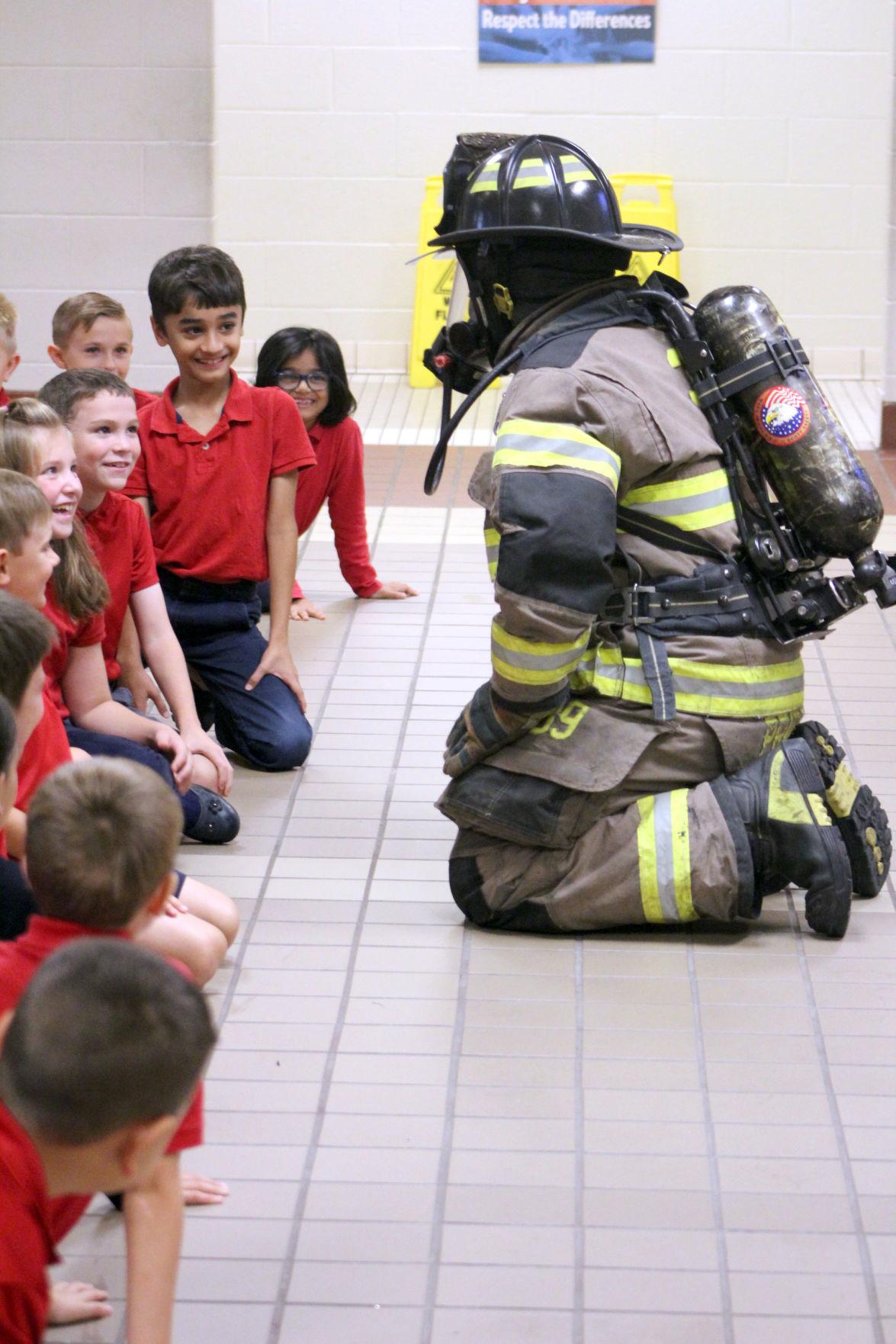 Firefighting gear