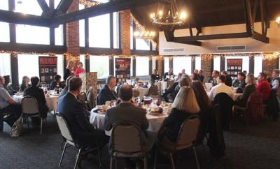 Business Connections luncheon held at Lakeview Lodge