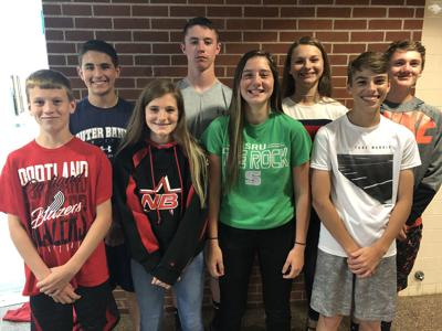 Track and field record-holders