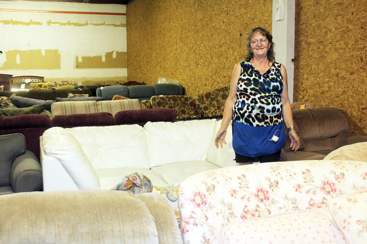Square One Reopens Furniture Bank In Dubois News