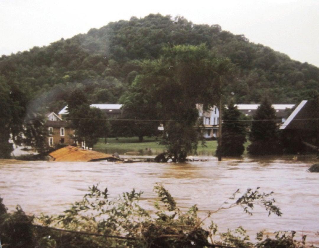 1996 flood in Summerville