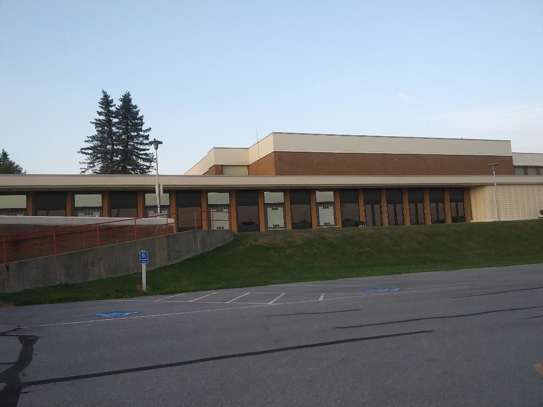 St. Marys Area High School front