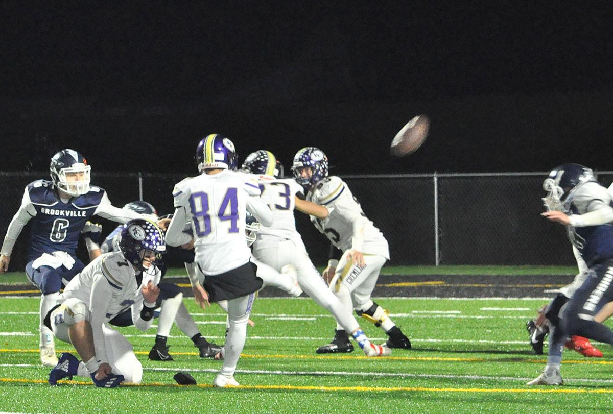 Colwell field goal