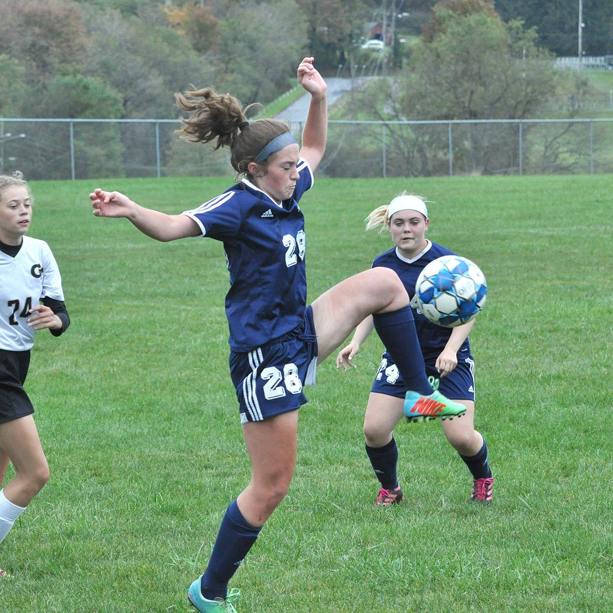 Alayna Haight vs. Curwensville