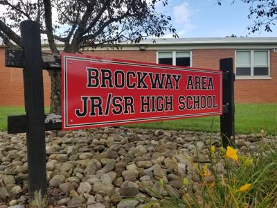 Brockway school sign (copy)